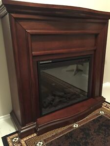 Electric Fireplace Mint Condition