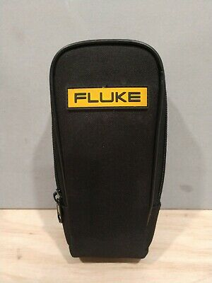 Fluke C90 Soft Carrying Case For Dmm And Visual Ir Thermometers