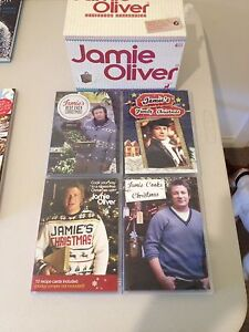 Jamie Oliver Christmas DVDs Mawson Lakes Salisbury Area Preview