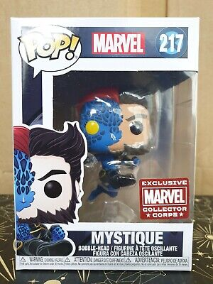 Funko POP! Marvel: X-Men: Mística Exclusivo