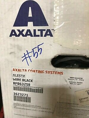 55 Wire Black Powder Coating Paint - New 1lb