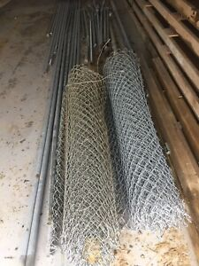 Chain - Link Fencing (Used)