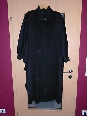6a9b9b8d3ea52b Gebraucht, SCHNEIDERS SALZBURG Luxus Lodenmantel Cape Mantel Wolle schwarz  Gr.36 TOP gebraucht kaufen
