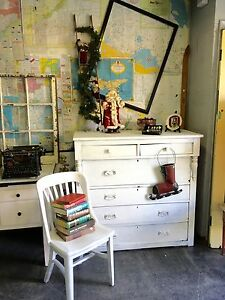 ANTIQUE PINE CHEST OF DRAWERS- on sale $350!