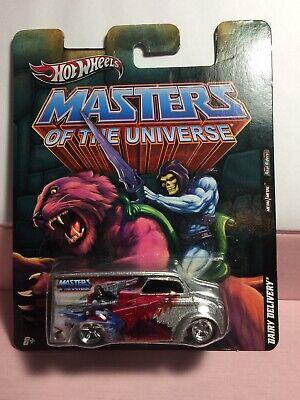 hot wheels dairy delivery masters of the universe Skeletor SKLTR metal / Metal