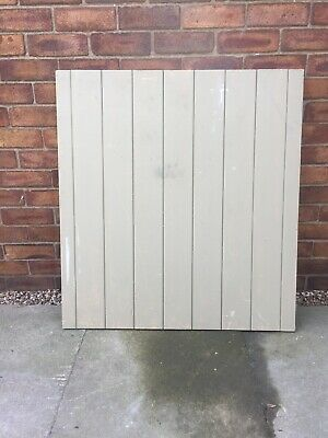 Timber Garden Gate Ledge And Braced Wood Wooden - 905mm Wide X 980mm High