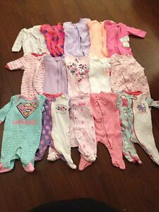 Baby girl clothes 0-3