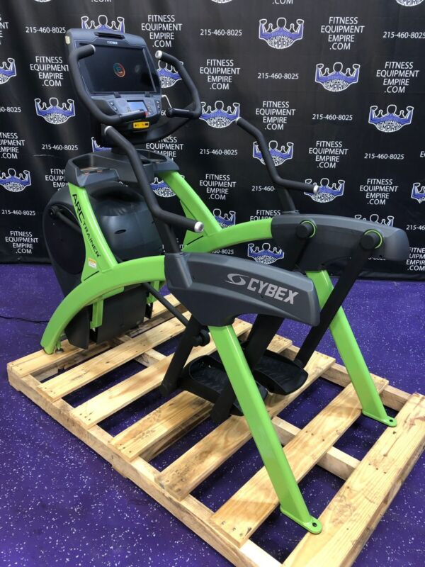 Cybex 772A Arc Trainer w/E3 Console – Newest Model - BUYER PAYS SHIPPING