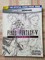 Final Fantasy V Ffv 5 Advance Guida Strategica Ufficiale - fanta - ebay.it