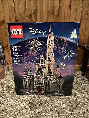 LEGO Disney Princess The Disney Castle (71040), MISB, Sealed, Retired!