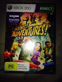 Kinect Adventures- Xbox 360. Brand New Renmark North Renmark Paringa Preview