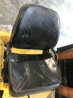 Forklift Seat Hyster Yale Catapillar Nissan Deawoo