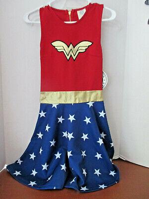 DC COMICS~WONDER WOMAN Halloween Costume~Adult Small~NWT (Modest Wonder Woman Costume)