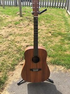 Martin dxk2ae acoustic / electric
