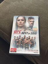 UFC best of 2015 Abermain Cessnock Area Preview