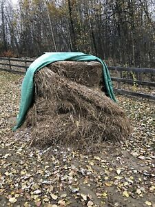 Round bales / Hay for free