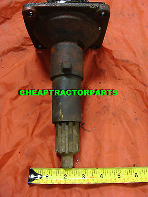Naa Jubilee 600 601 800 801 861 901 4000 Ford Tractor Sherman Transmission Shaft