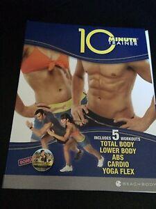 Tony Horton 10 minute trainer