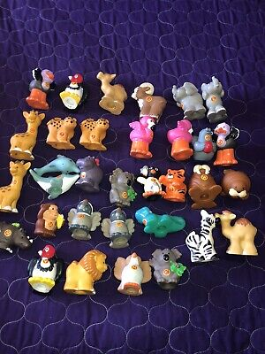 Fisher Price Little People Alphabet Animal Letter Zoo Figure Lot