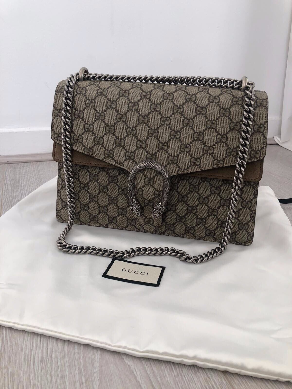 genuine  gg dionysus small chain shoulder bag