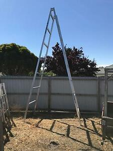 Builders aluminium trestles and planks Langwarrin Frankston Area Preview