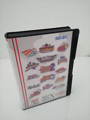 ES-SNK NEOGEO X MEGA PACK VOLUME 1 NEW