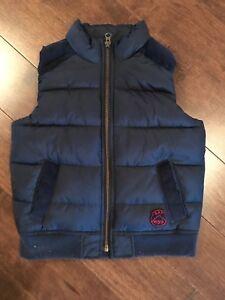 Boys Gap 4T Fall vest