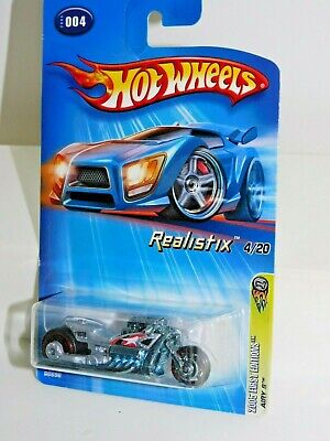 HOT WHEELS 2005 #4 AIRY 8