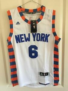 e100bf705 Kristaps Porzingis New York Knicks Adidas Jersey Small. Brand new with tags  Adidas Kristaps Porzingis NBA ...
