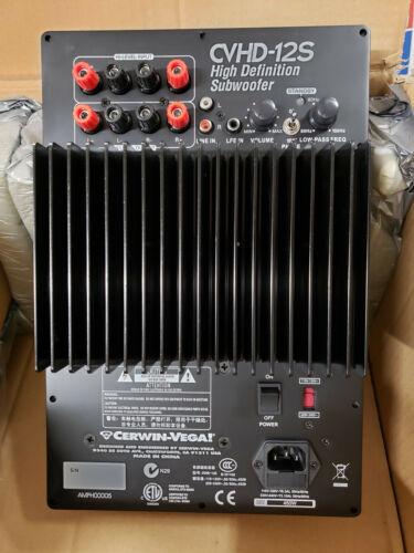 Cerwin Vega Amplifier AMPH00005 Replacement Part for CVHD-12S  Subwoofer