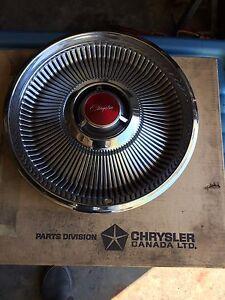 Hub caps for Chrysler