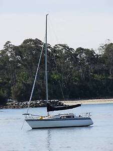 Cruising, Racing, Sailing, Excellent condition yacht, New engine Moruya Heads Eurobodalla Area Preview