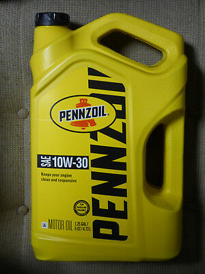 Best Anti-Wear Additives Pennzoil 10W-30 High Mileage Conventional Oil 5
