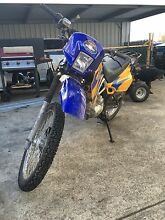 250cc Road / Trail bike LAMS approved Chigwell Glenorchy Area Preview