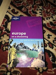 Lonely Planet Europe O'Connor North Canberra Preview