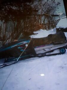 1997 Polaris Indy Trail Skidoo