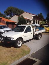 Holden rodeo 4x4 Stirling Stirling Area Preview