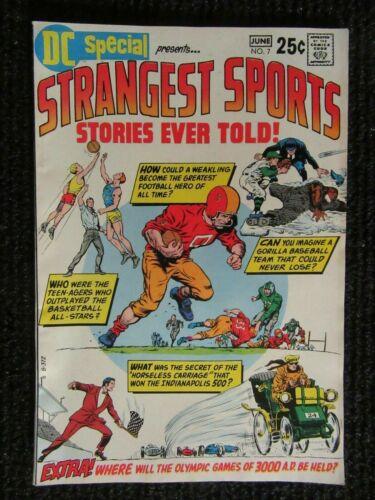 DC Special #7  April-June 1970  Higher Grade Book!!  See Pics!!