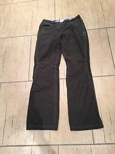 Mec organic cotton pants 27/28""