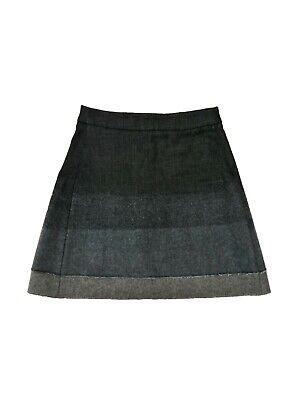 VICTORIAVICTORIA BECKHAM VBS170 Denim skirt Size:8 - New entry!