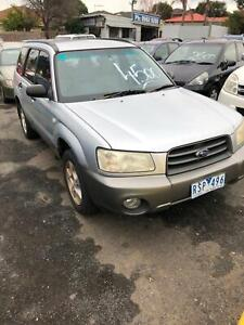 2002 Subaru Forester Oakleigh East Monash Area Preview