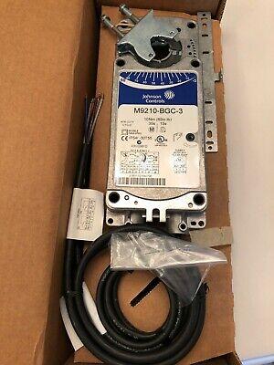 Johnson Controls M9210-bgc-3g Rotary Actuator New
