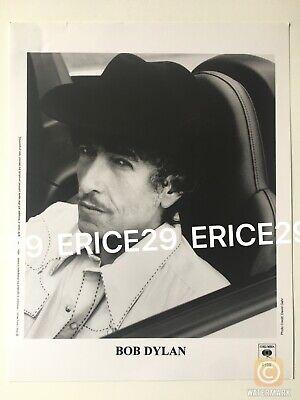 Bob Dylan in Car 2001 Press Photograph By David Gahr