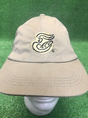 Panera Employee Worker Khaki Beige Strapback Hat Cap Fast Shipping