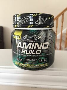 MuscleTech Amino Build Brand New