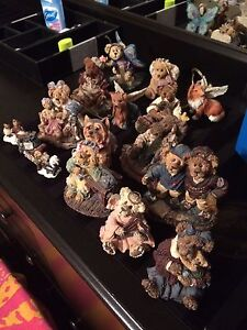 Boyd Bears Collectibles & couple other Collectibles