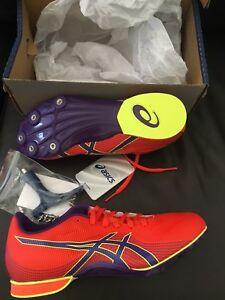ASICS Track Spikes Running Shoes - Women's size 8 new in box