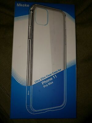 Mkeke Iphone 11 Pro Max ultra slim clear case