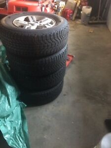 tires and rims 245/70/16
