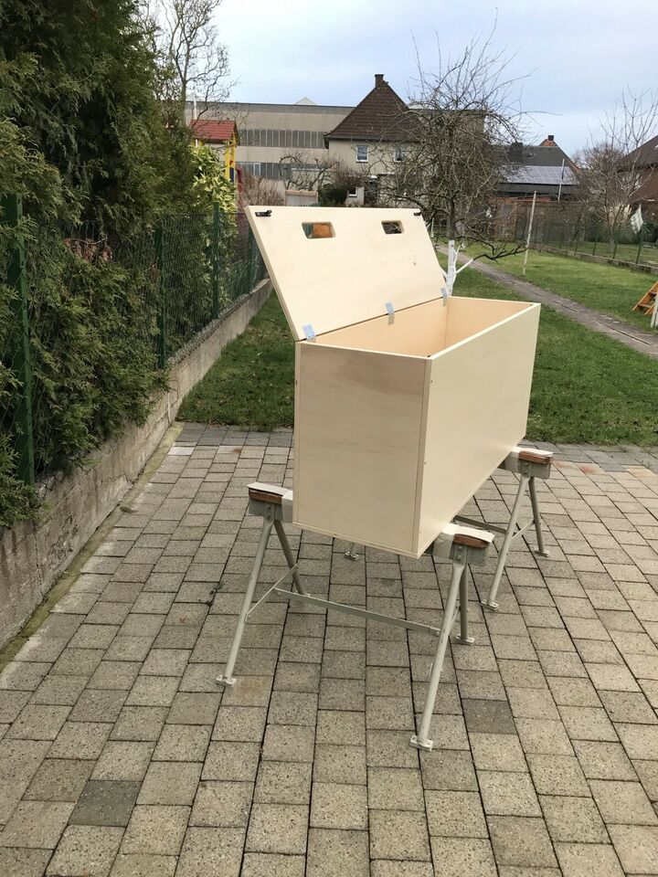 Campingbox Cambo Middle in Beckum